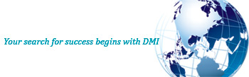 Your search for success begines with DMI